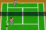 がちんこテニス競争