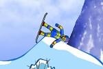 スノーボーディング